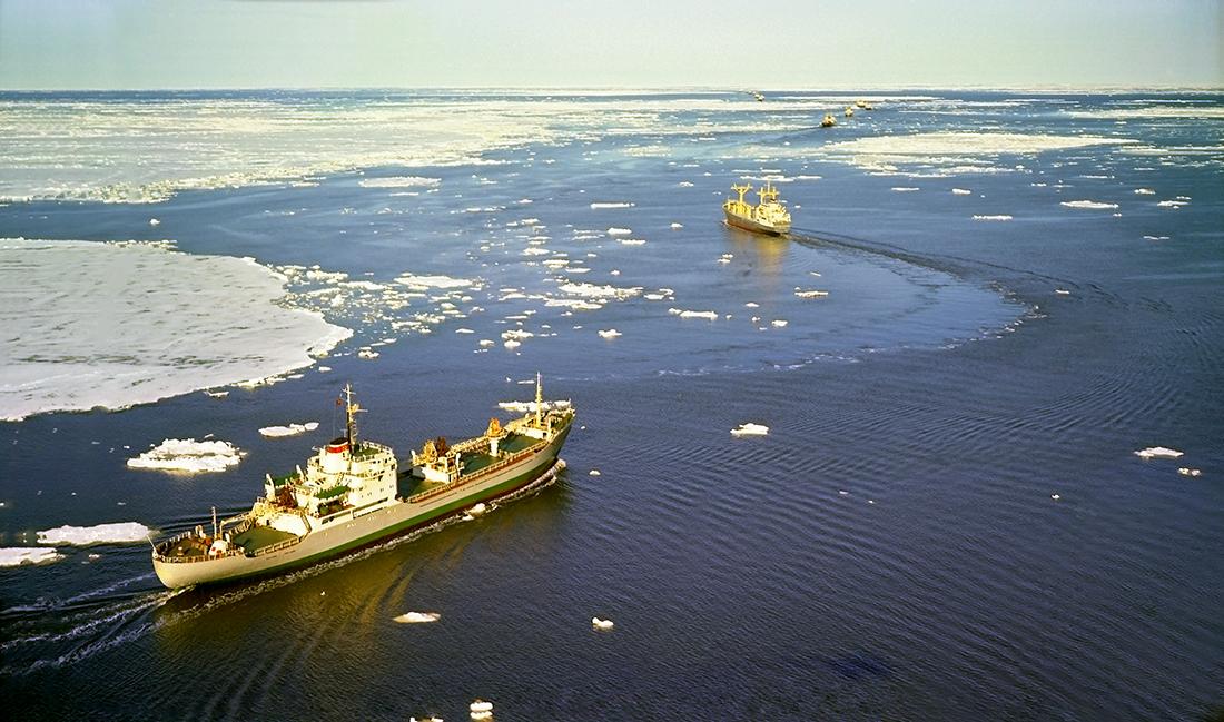 Карское море экологические проблемы