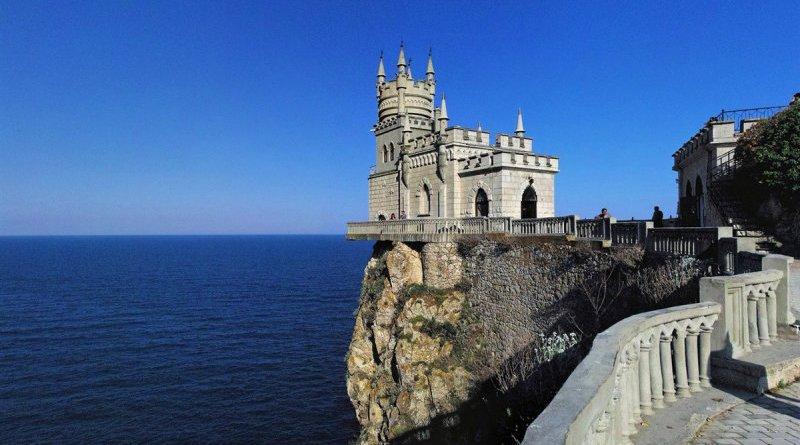 6 самых романтических мест Крыма.