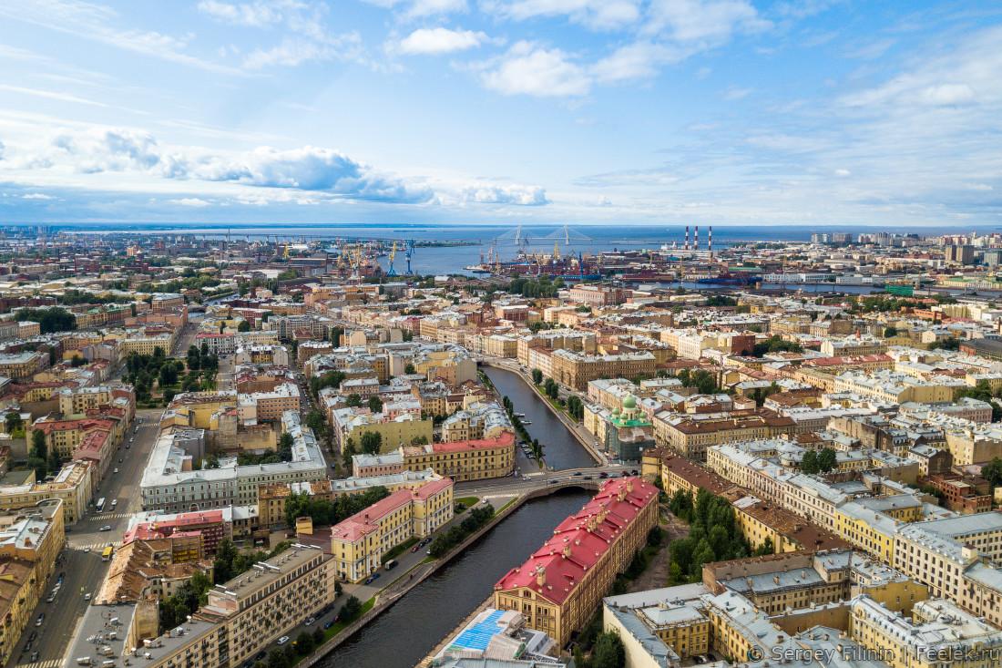 27 необычных двориков Санкт-Петербурга