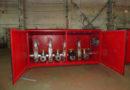 Блок пожарных гидрантов — инновации в типовом  (какое бывает пожарное оборудование)