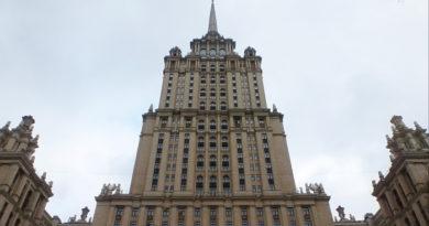 ТОП-5 лучших достопримечательностей Москвы