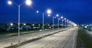 Уличное освещение: как организовать уличный комфорт?