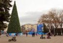 Волшебство зимней сказки в Анапе