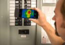 Отличия тепловизора и инфракрасной камеры