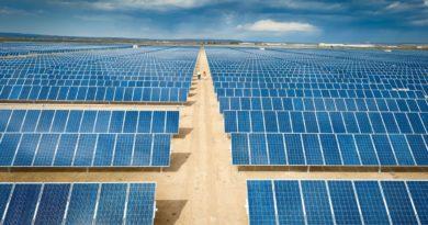 Солнечные сетевые электростанции